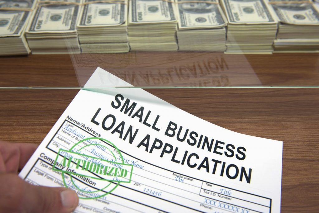 business loan after bankruptcy